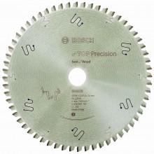BOSCH Pilový kotouč do okružních pil Top Precision Best for Wood, 254x2,3/1,8 mm 2608642102