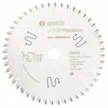 BOSCH Pilový kotouč do okružních pil Top Precision Best for Multi Material, 165x1,8/1,3 mm 2608642388