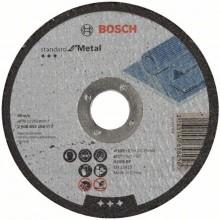 BOSCH Dělicí kotouč rovný Standard for Metal, 125x2,5 mm 2608603166