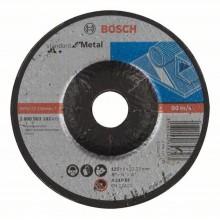 BOSCH Hrubovací kotouč profilovaný Standard for Metal, 125 mm 2608603182