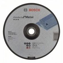 BOSCH Dělicí kotouč profilovaný Standard for Metal, 230 mm 2608603162