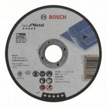 BOSCH Dělicí kotouč rovný Best for Metal, 125x1,5 mm 2608603518