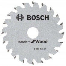 BOSCH Pilový kotouč Optiline Wood, 85x1,1/0,7 mm 2608643071