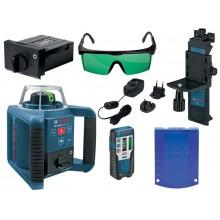 BOSCH GRL 300 HVG Set rotační laser + přijímač 0601061701