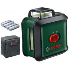 BOSCH UniversalLevel 360 Křížový laser 0603663E00