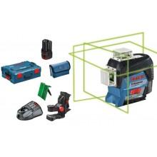 BOSCH GLL 3-80 CG Liniový laser + BM 1 Univerzální držák 0601063T00