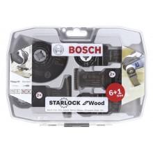 BOSCH STARLOCK SADA pro práci se dřevem 2608664623