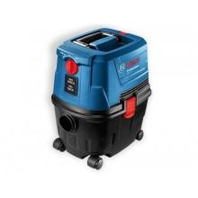 BOSCH GAS 15 vysavač 1100 W, poloautomatický oklep 06019E5000