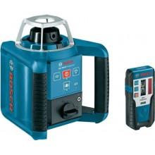 BOSCH GRL 300 HV Set rotační laser + přijímač 0601061501