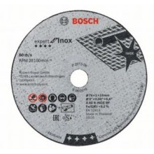 BOSCH Expert for INOX řezný kotouč 76 x10 mm 5ks, 2608601520