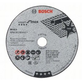 BOSCH Expert for INOX řezný kotouč 76 x10 mm 5ks, 2.608.601.520