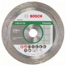 BOSCH Best for Ceramic Diamantový kotouč, 76 x 10 x 1,9 x 10 mm 2608615020