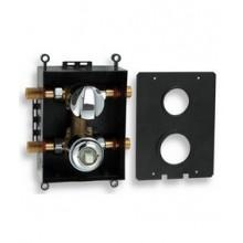 NOVASERVIS montážní box s podomítkovou baterií BOX050R