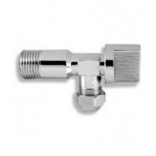 "NOVASERVIS rohový ventil 1/2""x3/8"" bez filtru s krytkou CF/3003/10"