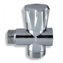 NOVASERVIS ventil pro připojení pračky pod stojánkovou baterii CF3019A