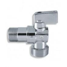 """NOVASERVIS pračkový rohový ventil 1/2"""" x 3/4"""" CF3027"""