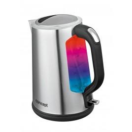 CONCEPT RK3200 Rychlovarná konvice s barevným podsvícením 1,7 l rk3200