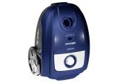 CONCEPT VP8076 Sáčkový vysavač 700 W Solido, tmavě modrá vp8076