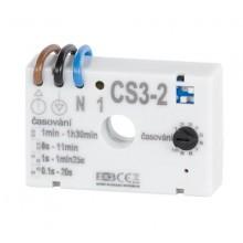 ELEKTROBOCK časový spínač pod vypínač CS3-2
