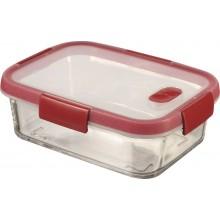 CURVER SMART COOK 0,9L dóza 20x15x7cm Transparent/červená 00114-472