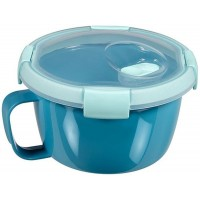 CURVER SMART TO GO NOODLES dóza na potraviny 0,9 L modrá 00952-Y33
