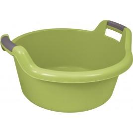 CURVER umyvadlo s držadly 27 l zelené 03306-626
