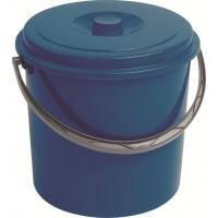 CURVER kbelík s víkem 16 l modrý 03208-287