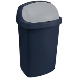 CURVER ROLL TOP Odpadkový koš 24x21,5x41,5cm 10l modrý 03974-266