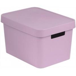 CURVER INFINITY 17L úložný box 36 x 22 x 27 cm růžový 04743-X51