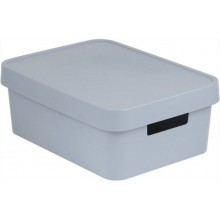 CURVER INFINITY 11L úložný box 36 x 14 x 27 cm šedý 04752-099