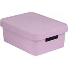 CURVER INFINITY 11L úložný box 36 x 14 x 27 cm růžový 04752-X51