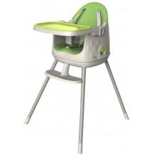 KETER MULTI DINE CHAIR Dětská jídelní židlička 64 x 60 x 90 cm zelená 17202333743