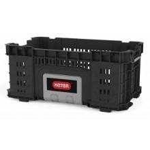 """KETER GEAR 22"""" pracovní box na nářadí 56x25x32cm, černý 17202245"""