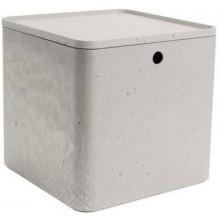 CURVER BETON XL 18L úložný box s víkem 28x28x27cm 04779-021