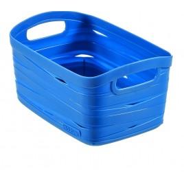 CURVER úložný box RIBBON, 13 x 24 x 17 cm, 3 l, modrý, XS 00728-X08
