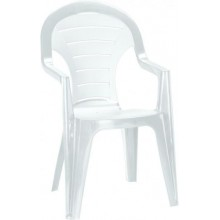 ALLIBERT BONAIRE zahradní židle, 56 x 57 x 92 cm, bílá 17180277