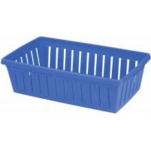 CURVER K-3 košík 326 x 200 x 95 mm, modrý 14119-082