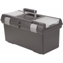 CURVER PREMIUM XL Kufr na nářadí 58x29x30cm šedý 02935-976