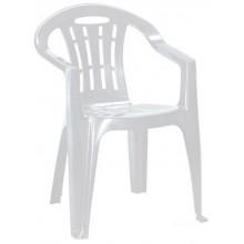 CURVER MALLORCA zahradní židle, 56 x 58 x 79 cm, světle šedá 17180335
