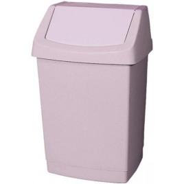 CURVER Odpadkový koš CLICK, 22,9 x 18,9 x 38,1 cm, 9 l, savana, 04042-844
