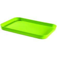 CURVER ESSENTIALS Tác 43 x 31 x 3,5 cm zelený 00738-598