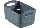 CURVER RIBBON XS úložný box 13 x 24 x 17 cm, 3 l šedý 00728-T37