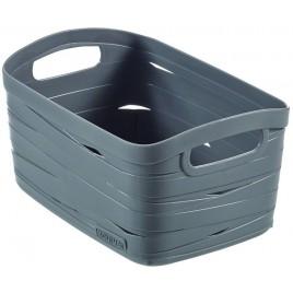 CURVER úložný box RIBBON XS, 13 x 24 x 17 cm, 3 l, šedá, 00728-T37