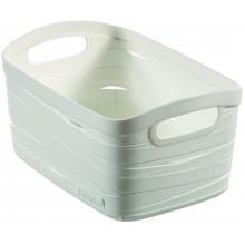 CURVER RIBBON XS úložný box 13 x 24 x 17 cm, 3 l bílý 00728-X07