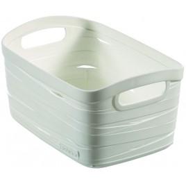 CURVER úložný box RIBBON, 13 x 24 x 17 cm, 3 l, bílý, XS 00728-X07
