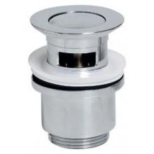 SAPHO Umyvadlová výpusť kliklak, malá zátka, chrom CV1008