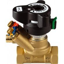 Danfoss Leno MSV-BD vyvažovací ventil, DN15, vnitřní závit 003Z4001