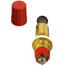 """Danfoss RA-N integrovaný ventil pro univerzální otopná tělesa 1/2"""" AG 013G7360"""