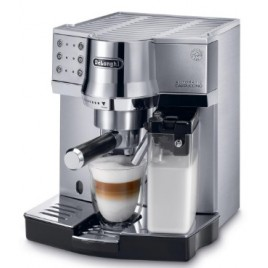 DeLonghi EC 850 Pákový kávovar stříbrný