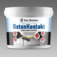 DEN BRAVEN BetonKontakt kotvící uzavírací penetrace vědro 13 kg modrá 57367Q
